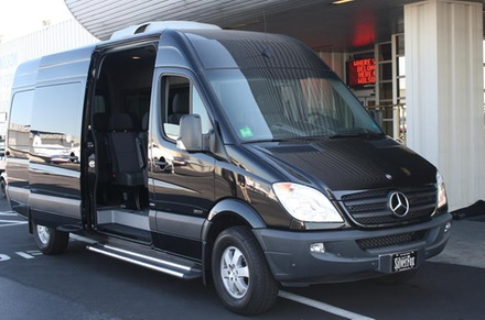 Groupon coupon for sprinter bus