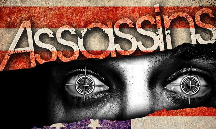 Eagle Theatre - Leisuretowne: Assassins at Eagle Theatre