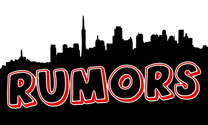 Whitmore-Lindley Theatre Center - North Hollywood: Rumors at Whitmore-Lindley Theatre Center
