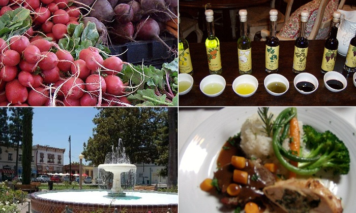 Old Towne Orange Glassell & Chapman Streets - Cabrillo Park: Old Towne Orange Food Sampler Tour