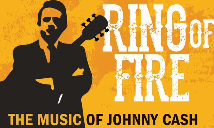 Ring of Fire: The Music of Johnny Cash at Mercury Theater