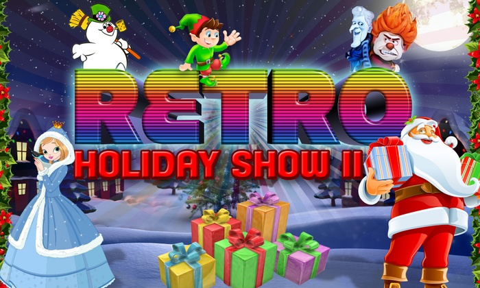 Retro Holiday Show at CAC Studios