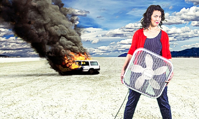 Julianne Argyros Stage, South Coast Repertory - South Coast Metro: The Madwoman in the Volvo at Julianne Argyros Stage, South Coast Repertory