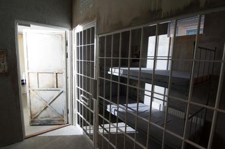 Juego de escape en una prisión de San Fernando