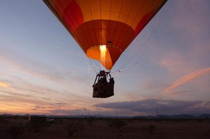 Phoenix Hot-Air Balloon Sunset Ride ffd6746f-5e67-4b43-9677-4e612f8b8088