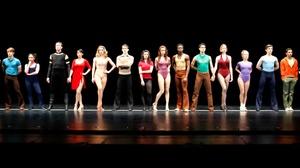 The Secret Theatre: A Chorus Line at The Secret Theatre