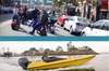 Super Saver: Self-Guided Speed Boat Adventure & iRide GPS Guided Sc...