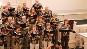 Congregational Church of Batavia: Escape to...You Name It?! at Congregational Church of Batavia