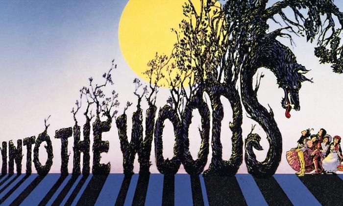Davis Musical Theatre Company - East Davis: Into the Woods at Davis Musical Theatre Company