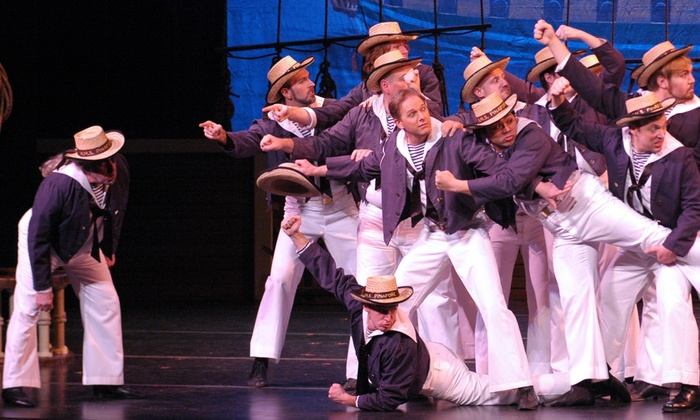 Queensborough Performing Arts Center - Bayside: Gilbert & Sullivan's HMS Pinafore at Queensborough Performing Arts Center