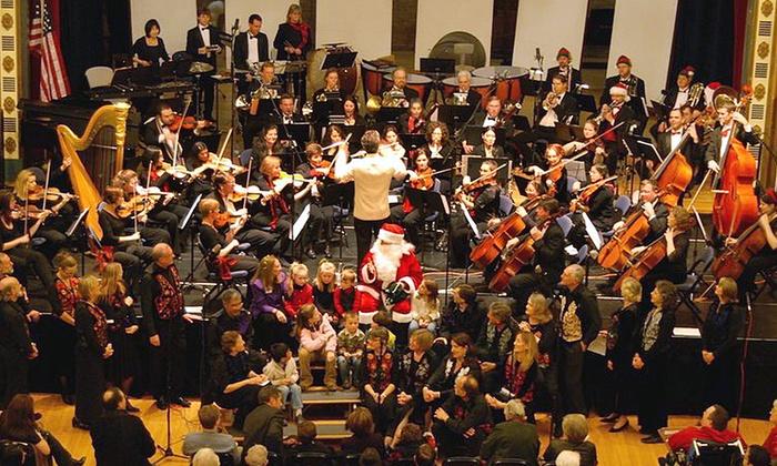 Fogelberg Performing Arts Center  - Burlington Town Center: Lexington Symphony: Holiday Pops Concert at Fogelberg Performing Arts Center