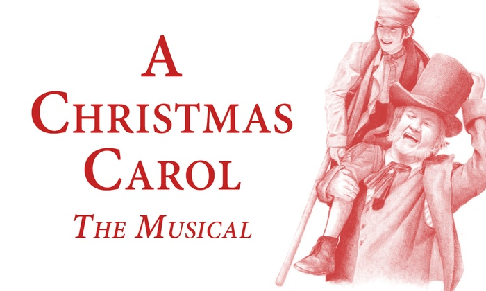 Canyon Theatre Guild Playhouse - Newhall: A Christmas Carol: The Musical at Canyon Theatre Guild Playhouse