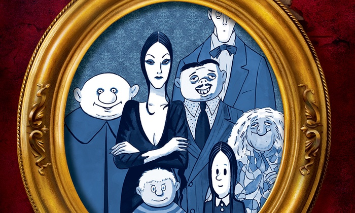 Desert Stages Theatre Mainstage - Scottsdale: The Addams Family: A New Musical Comedy at Desert Stages Theatre Mainstage