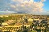 Escursione a terra: tour guidato delle rovine di Pompei e Sorrento ...