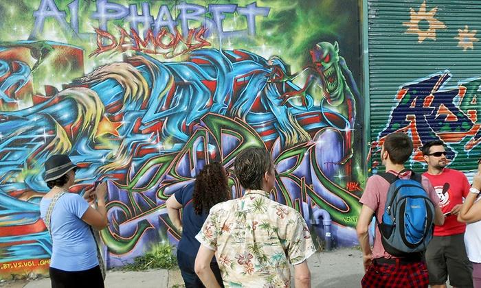 Wyckoff Starr - Bushwick: Graffiti & Street Art Walking Tour