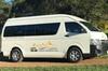 11 Seat Minibus | Brisbane Airport Private Transfer to Sunshine Coast