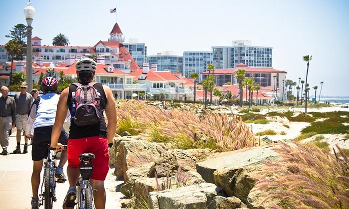 Coronado Cruise Bike Tour