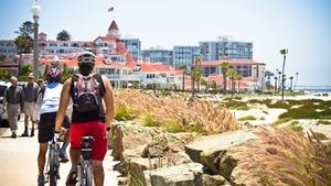 Coronado Ferry Landing: Coronado Cruise Bike Tour at Coronado Ferry Landing