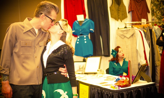 The Reef - South LA: Vintage Fashion Expo at The Reef