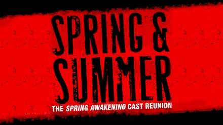 Spring Awakening Cast Reunion at 54 Below