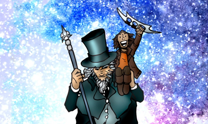 The Historic Mounds Theatre - Dayton's Bluff: A Klingon Christmas Carol at The Historic Mounds Theatre