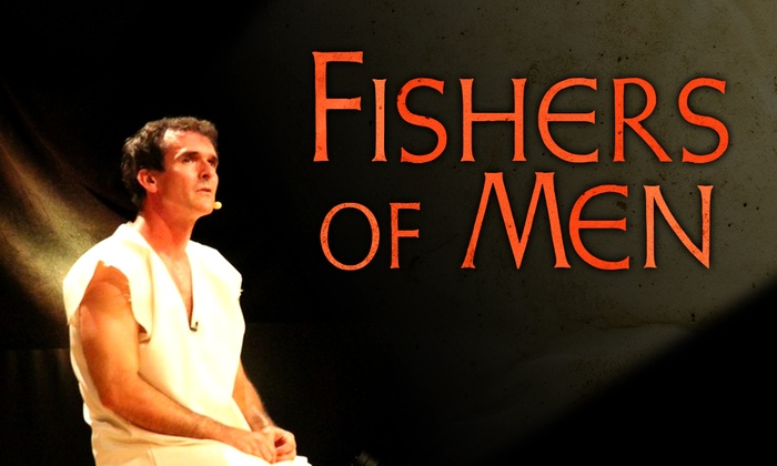 Hudson Mainstage Theatre - Hollywood: Fishers of Men at Hudson Mainstage Theatre