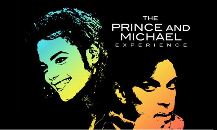 B.B. King Blues Club - B.B. King Blues Club & Grill: The Prince and Michael Jackson Experience at B.B. King Blues Club