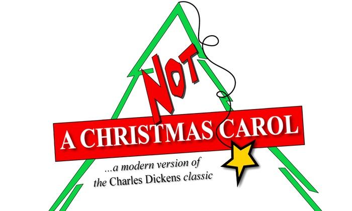 Martinez Campbell Theatre - Martinez: (Not) A Christmas Carol at Martinez Campbell Theatre