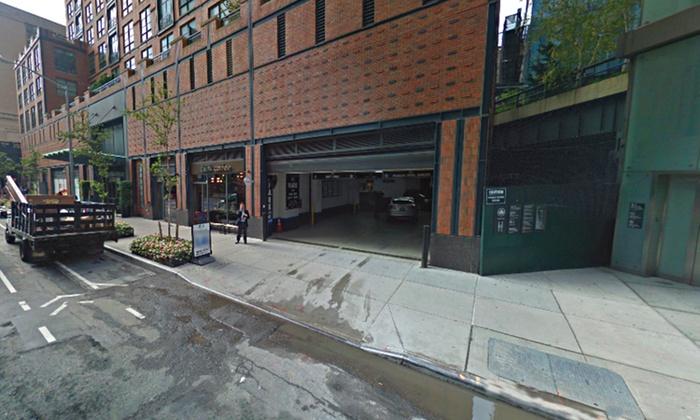 Parking garage madison square garden best image of - Parking garages near madison square garden ...