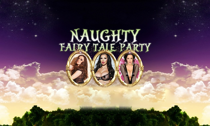 Rain Nightclub  - Paradise: Brazzers' Naughty Fairy Tale Halloween at Rain Nightclub