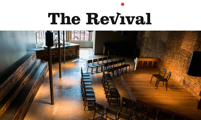 The Revival - The Revival: 5 Shades of Cool at The Revival