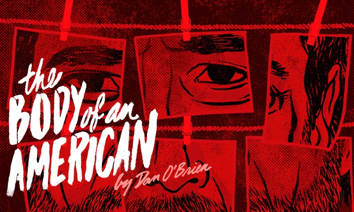 Theater J at Goldman Theater - Northwest Washington: The Body of an American at Theater J at Goldman Theater