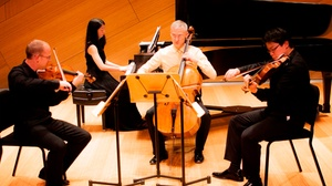 Irvine Barclay Theatre: Camera Lucida: Schubert, Mendelssohn & Schumann at Irvine Barclay Theatre