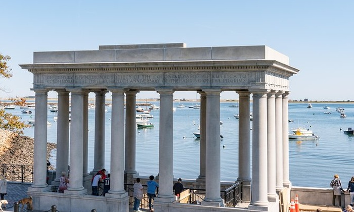 Boston to Cape Cod with Plymouth Rock & Skip-The-Line Plimoth Plantation