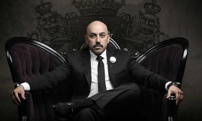 City National Grove of Anaheim - Orange County: Latin Singer Lupillo Rivera at City National Grove of Anaheim
