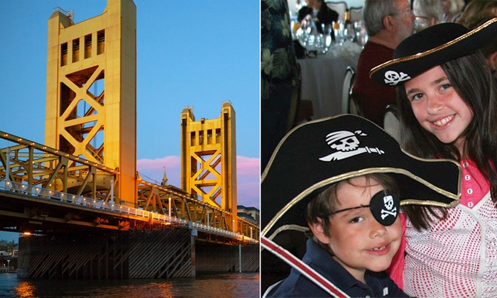 Hornblower Yachts Sacramento - Old Sacramento: Old Sacramento Spooky Halloween River Cruises at Hornblower Yachts Sacramento