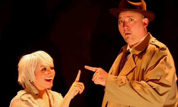 Pocket Sandwich Theatre - Central Dallas: Close Encounters of the Dirk Kind at Pocket Sandwich Theatre