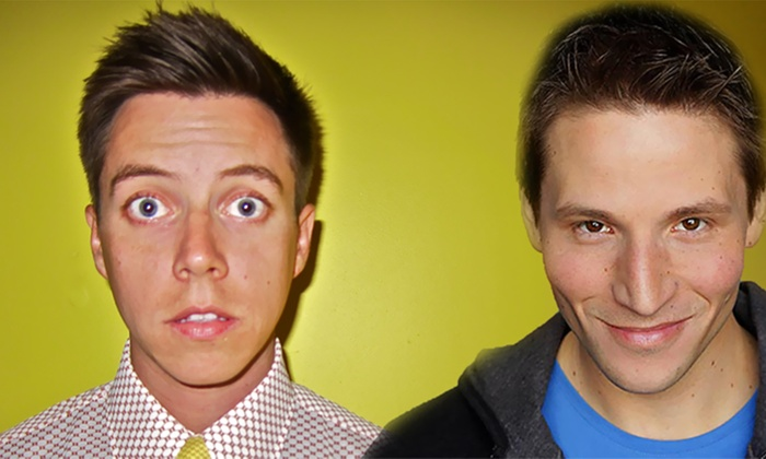 Stand-Up Scottsdale - Monterey Arcadia: Comedians Cotter & Loquasto at Stand-Up Scottsdale