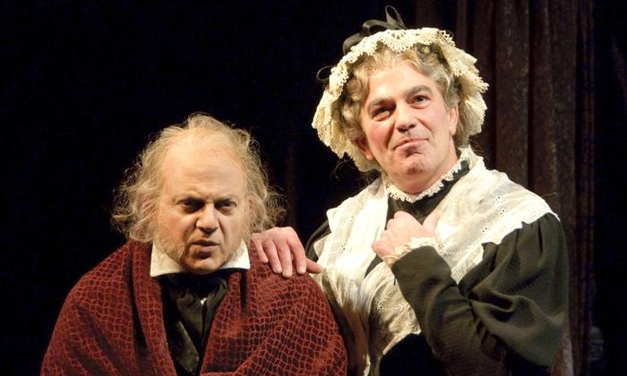 Hubbard Theatre  - Downtown: A Christmas Carol - A Ghost Story of Christmas at Hubbard Theatre