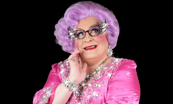 Cabaret Theater at CAMP Bar - Cabaret Theater at Camp Bar: Celebrity Impersonator Michael Walters as Dame Edna at Cabaret Theater at CAMP Bar