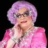 Celebrity Impersonator Michael Walters as Dame Edna