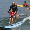 Small-Group Surf Lesson on the Big Island