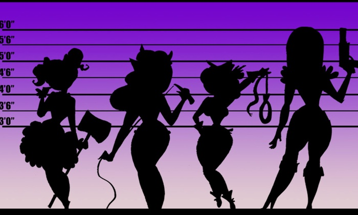 Yost Theater - Lacy: Comic Book Femme Fatales