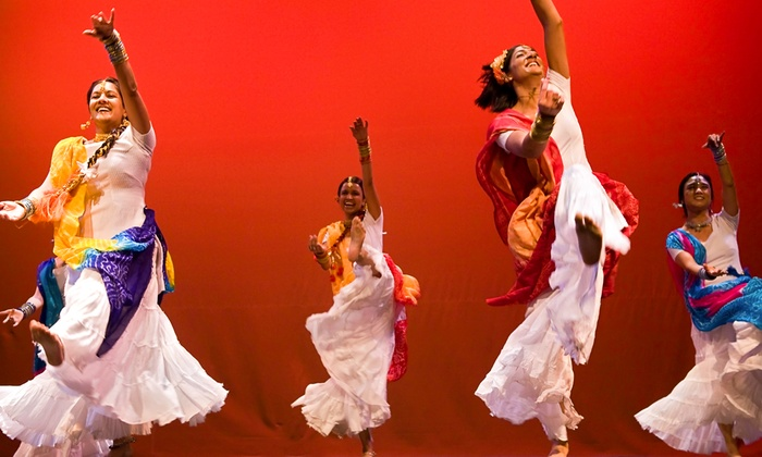 Hoytt Theater at the Osher Marin JCC - Civic Center: The Colors of India: Dholrhythms of Non-Stop Bhangra Dance Party at Hoytt Theater at the Osher Marin JCC