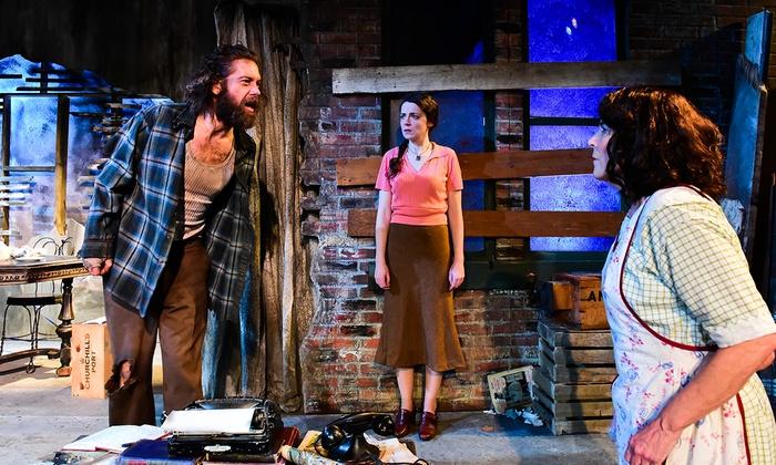 The Den Theatre - Heath Main Stage - Wicker Park: The Glass Menagerie at The Den Theatre - Heath Main Stage