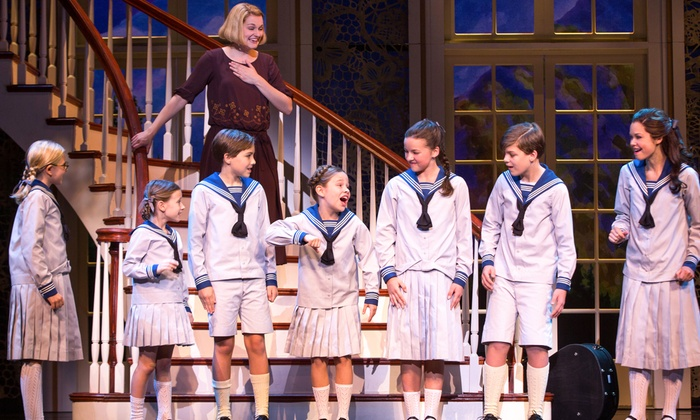 Kimmel Center - Academy of Music - Avenue of the Arts South: The Sound of Music at Kimmel Center - Academy of Music