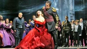 Metropolitan Opera House: Otello at Metropolitan Opera House