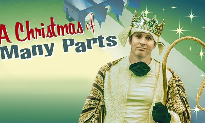 A.D. Players Theater - College Heights: A Christmas of Many Parts at A.D. Players Theater