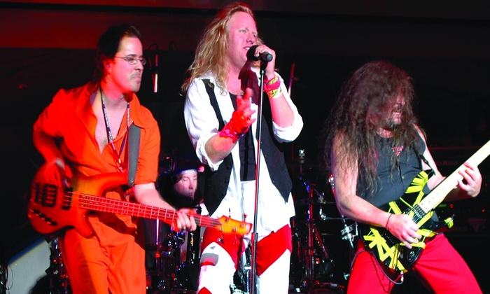 Bal Theatre - The Historic Bal Theatre: Van Halen, Hendrix & AC/DC Tribute Concert at Bal Theatre