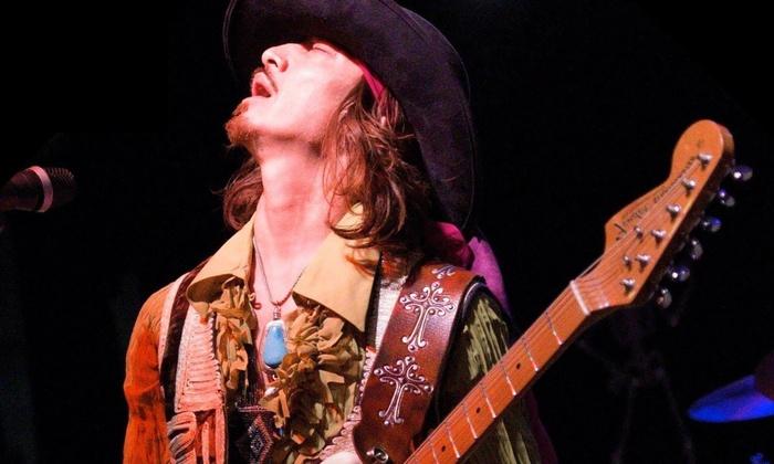 Bal Theatre - Halcyon-Foothill: Liquid Sky Jimi Hendrix Tribute at Bal Theatre